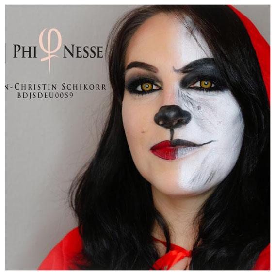 Nachher-Bild Make-up von Kosmetik à la carte